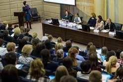 """Выступление Екатерины Паниной на семинаре """"Эффективная самопрезентация"""""""