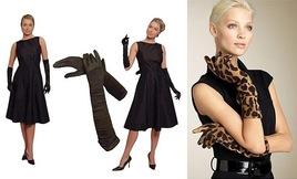 Перчатки для изысканных рук class=