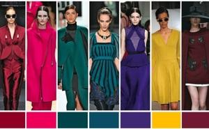 Цветовая палитра в одежде
