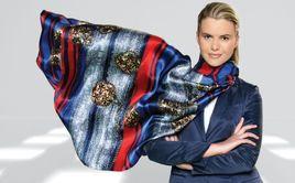 Выбираем шарфы class=