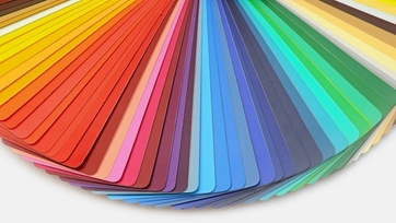 Цветовая палитра - базовая