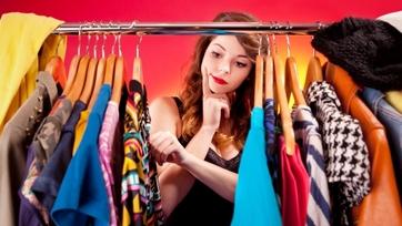 Модный гардероб со стилистом
